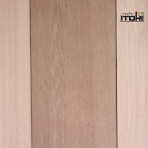 レッドシダー羽目板、無節、柾板
